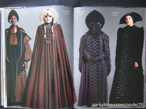 Dressing a Galaxy: The Costumes of Star Wars - 09