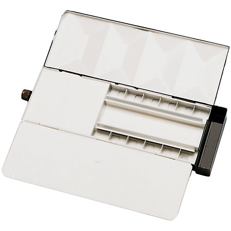 Fome empty watercolour box for 12 half pans