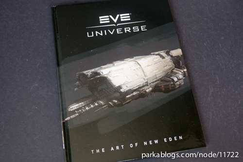 EVE Universe: The Art of New Eden - 01