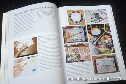 Exploring Color Workshop, 30th Anniversary Edition: With New Exercises, Lessons and Demonstrations - 09