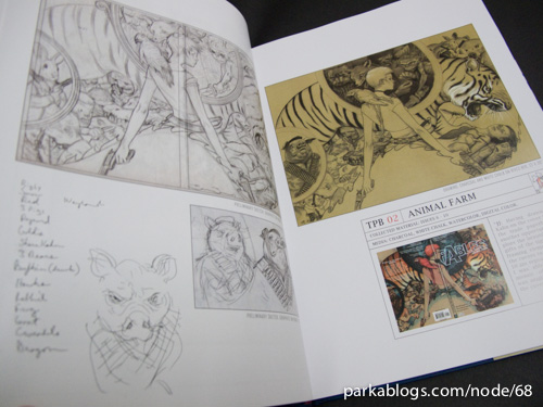 Fables Covers: The Art of James Jean Vol. 1 - 04
