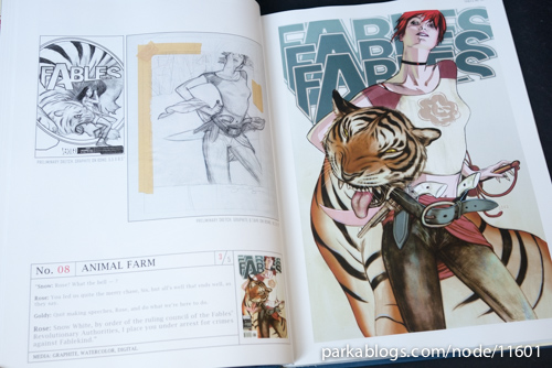 Fables Covers: The Art of James Jean (2015 New Edition) - 03
