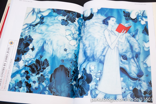 Fables Covers: The Art of James Jean (2015 New Edition) - 15