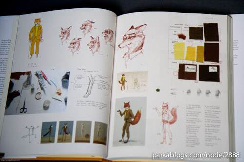 The Making of Fantastic Mr. Fox - 06
