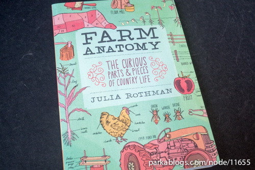 Farm Anatomy: The Curious Parts and Pieces of Country Life - 01