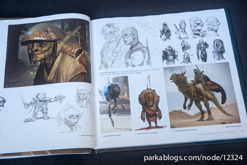 The Art of Star Wars: The Force Awakens - 05
