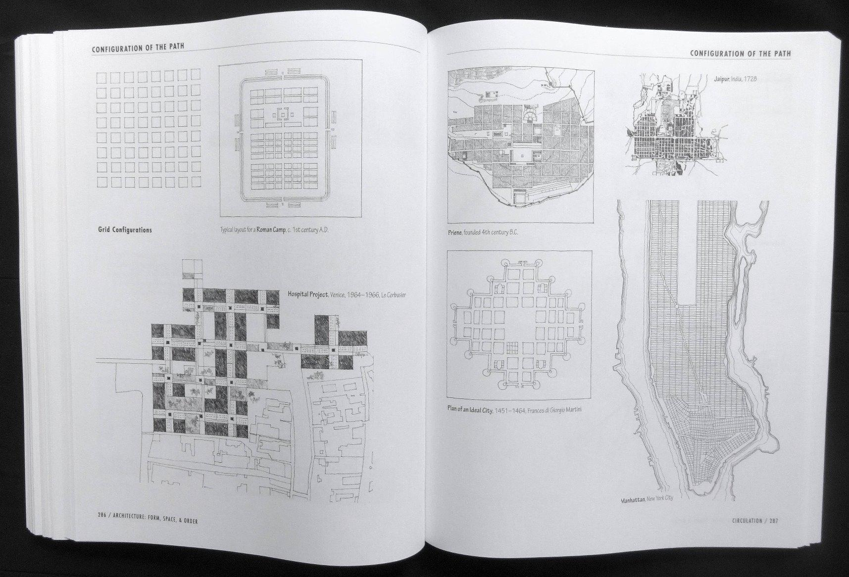Book Review: Architecture: Form, Space, and Order   Parka Blogs