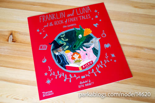 Franklin and Luna and the Book of Fairy Tales - 01