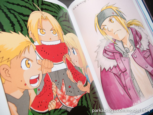 The Art of Fullmetal Alchemist 2 - 10