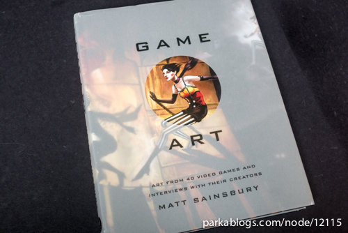 Game Art: Art from 40 Video Games and Interviews with Their Creators - 01