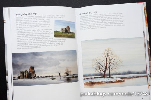 Geoff Kersey's Pocket Book for Watercolour Artists - 06