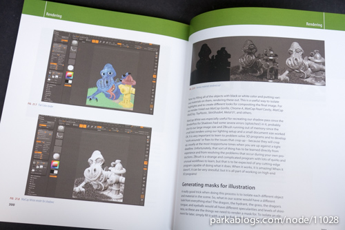 Getting Started in ZBrush: An Introduction to Digital Sculpting and Illustration - 08