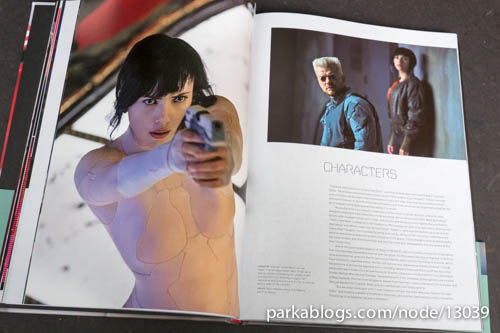 The Art of Ghost in the Shell - 05