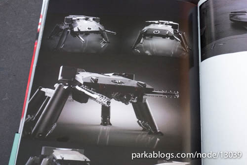 Book Review The Art Of Ghost In The Shell Parka Blogs