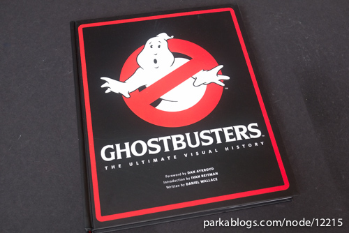 Ghostbusters: The Ultimate Visual History - 01