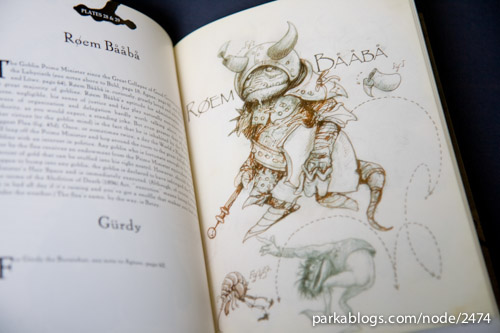 The Goblin Companion: A Field Guide to Goblins - 07