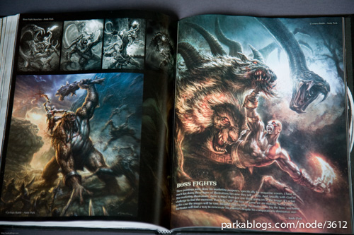God of War III Limited Edition Strategy Guide - 12