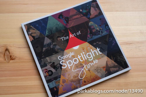 The Art of Google Spotlight Stories - 01