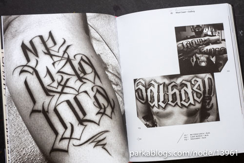 The Graphic Art of Tattoo Lettering: A Visual Guide to Contemporary Styles and Designs - 07