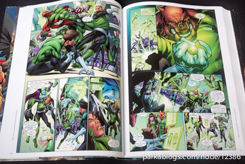 Graphic Ink: The DC Comics Art of Ivan Reis - 07