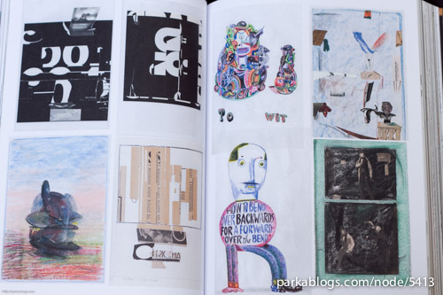 Graphic: Inside the Sketchbooks of the World's Great Graphic Designers - 09