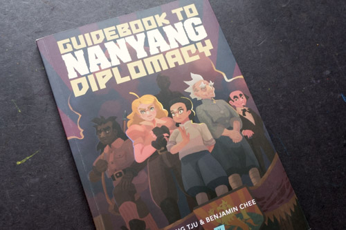 Guidebook to Nanyang Diplomacy - 01