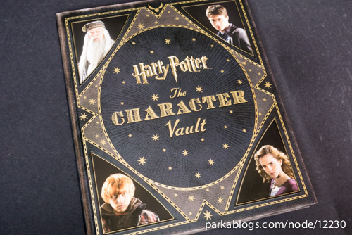 Harry Potter: The Character Vault - 01