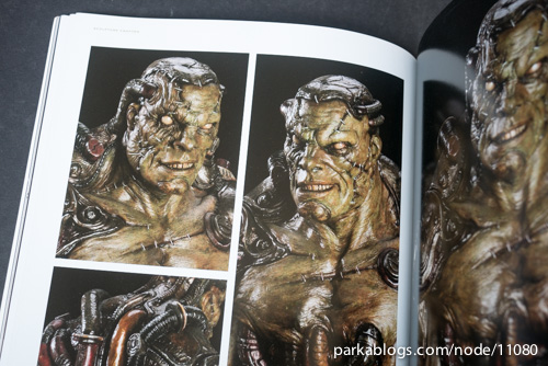 Heart of Art: A Glimpse into the Wondrous World of Special Effects Makeup and Fine Art of Akihito - 06