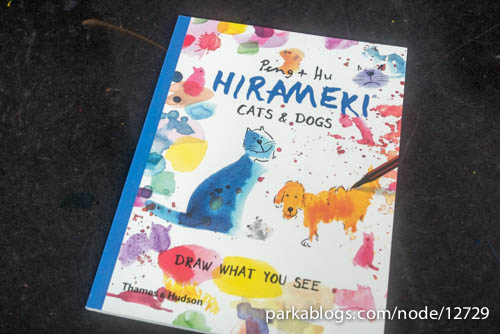 Hirameki: Cats & Dogs: Draw What You See - 01