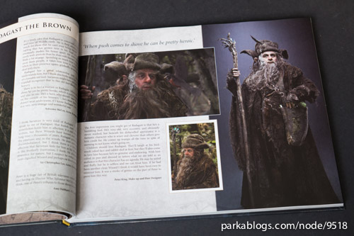 The Hobbit: An Unexpected Journey Chronicles II - Creatures and Characters - 03