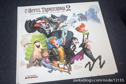 The Art of Hotel Transylvania 2 - 01