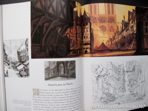 The Art of The Hunchback of Notre Dame - 07