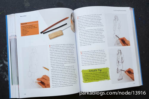 How to Draw: A Comprehensive Drawing Course by Ian Sidaway and Susie Hodge - 09