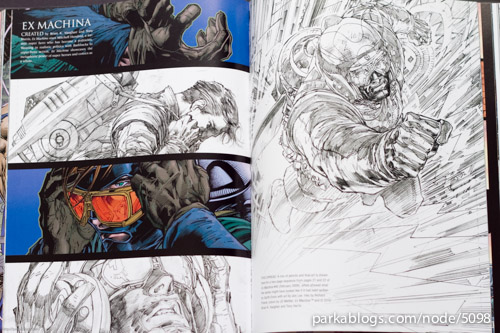 Icons: The DC Comics & Wildstorm Art of Jim Lee - 14