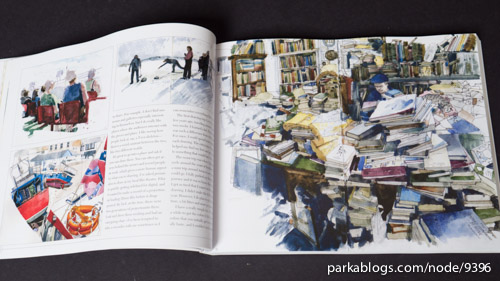 An Illustrated Journey: Inspiration From the Private Art Journals of Traveling Artists, Illustrators and Designers - 06