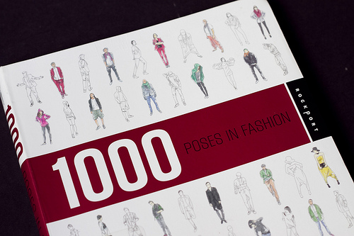 1000 Poses in Fashion