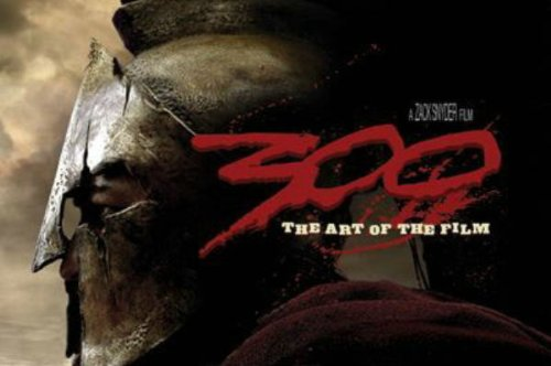 300 The Art of the Film