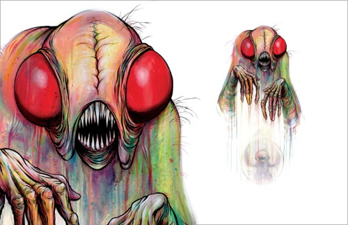 Awful / Resilient: The Art of Alex Pardee - 03