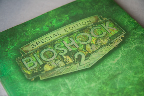 BioShock 2 Official Strategy Guide Special Edition