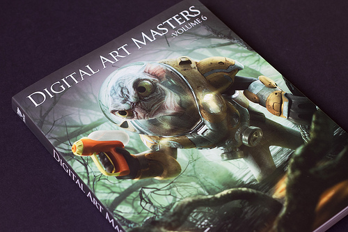 Digital Art Masters: Volume 6
