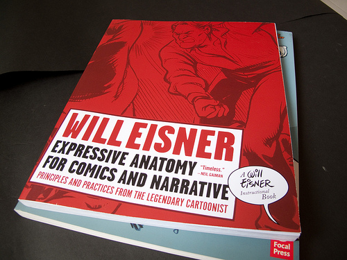 Will Eisner Expressive Anatomy for Comics and Narrative
