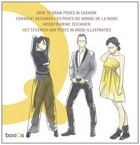 How to Draw Poses in Fashion