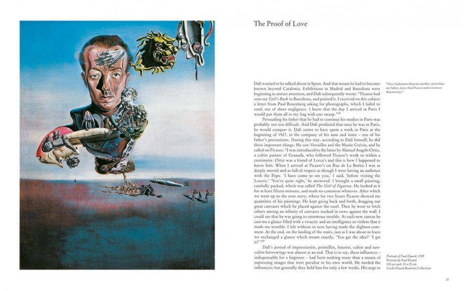 Salvador Dali The Paintings - 02