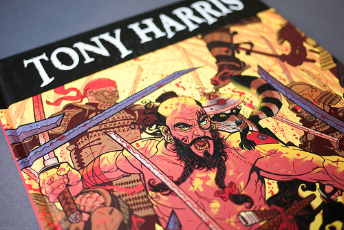 Book Review: Tony Harris: Art and Skulduggery