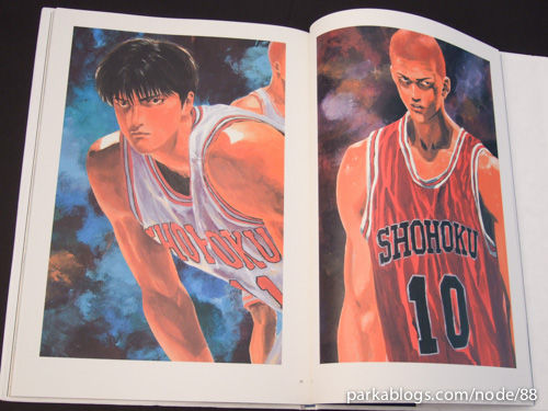 Inoue Takehiko Illustrations - 03