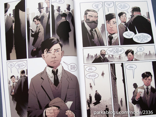 SilverFin: The Graphic Novel (Young Bond) - 01