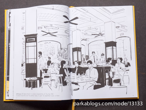 New York Sketchbook by Jason Brooks - 08