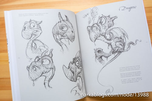Jean-Baptiste Monge Sketchbook Vol 2 - 10