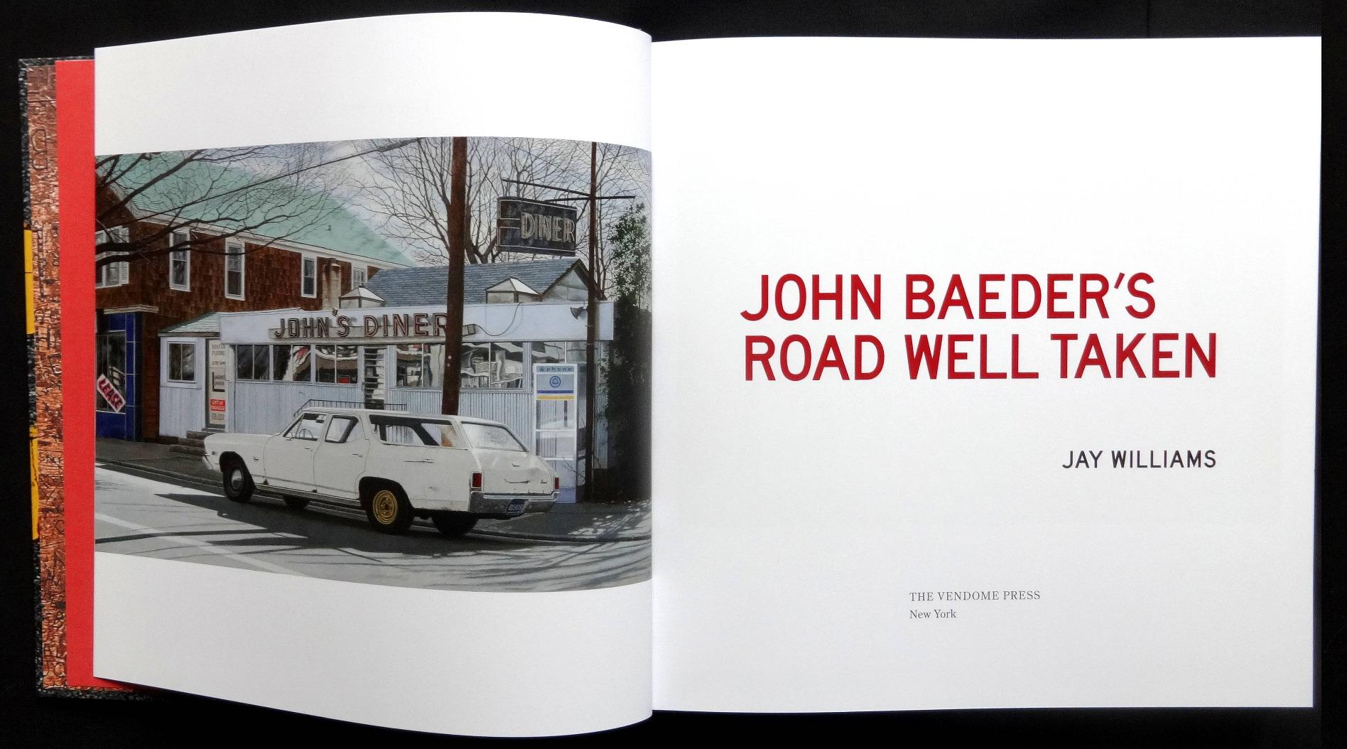 John Baeder's Road Well Taken - 01