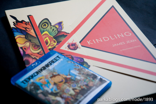 Kindling: 12 Removable Prints - 08
